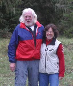 Alan and Sarah